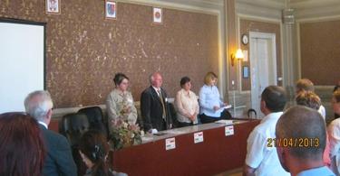 A Magyar Egység Párt közgyűlése